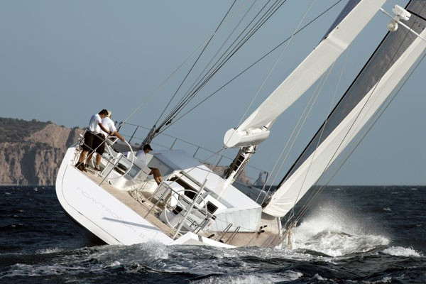 The 24m Yacht POLYTROPON II
