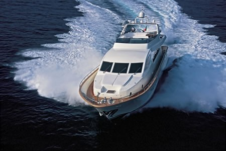 The 26m Yacht KINGFISH OF LONDON