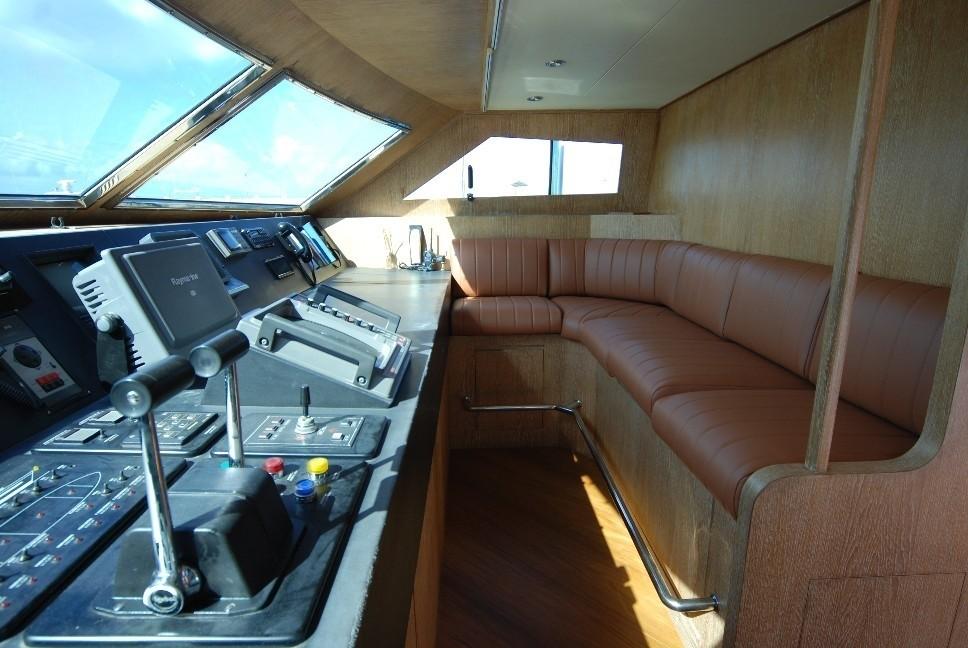 The 26m Yacht MABLU