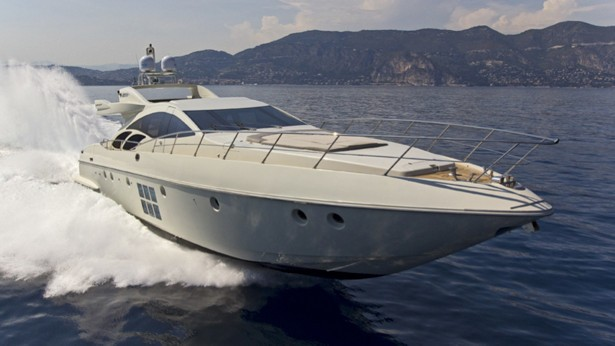 The 26m Yacht NAMI