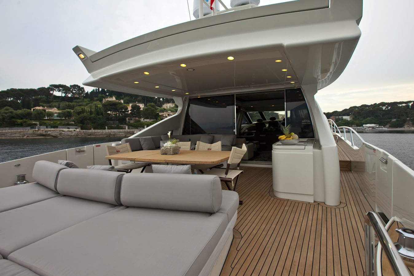 The 26m Yacht NAMI
