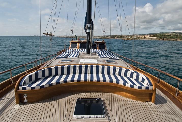 The 26m Yacht SANTA LUCIA