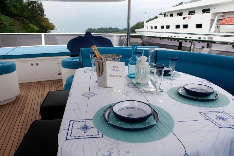 The 27m Yacht AMADEUS