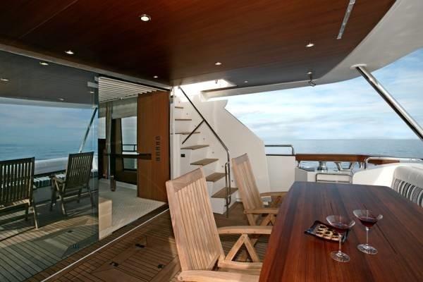 The 27m Yacht AMON