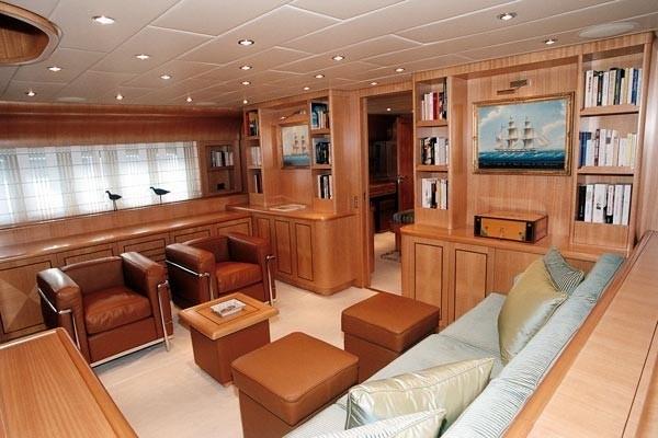 The 27m Yacht HARD WORK II