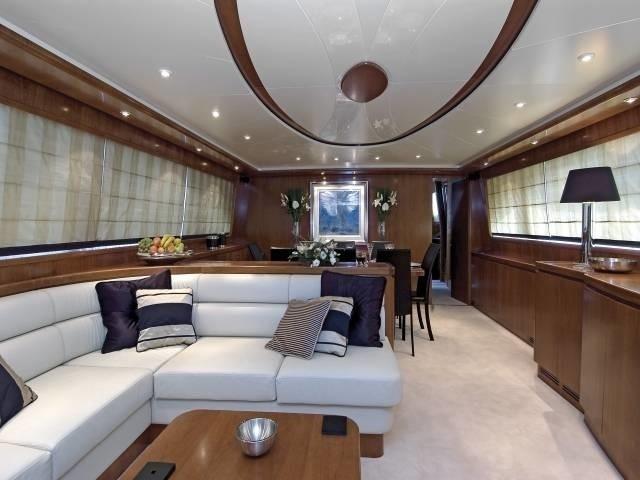 The 27m Yacht MOSAIC
