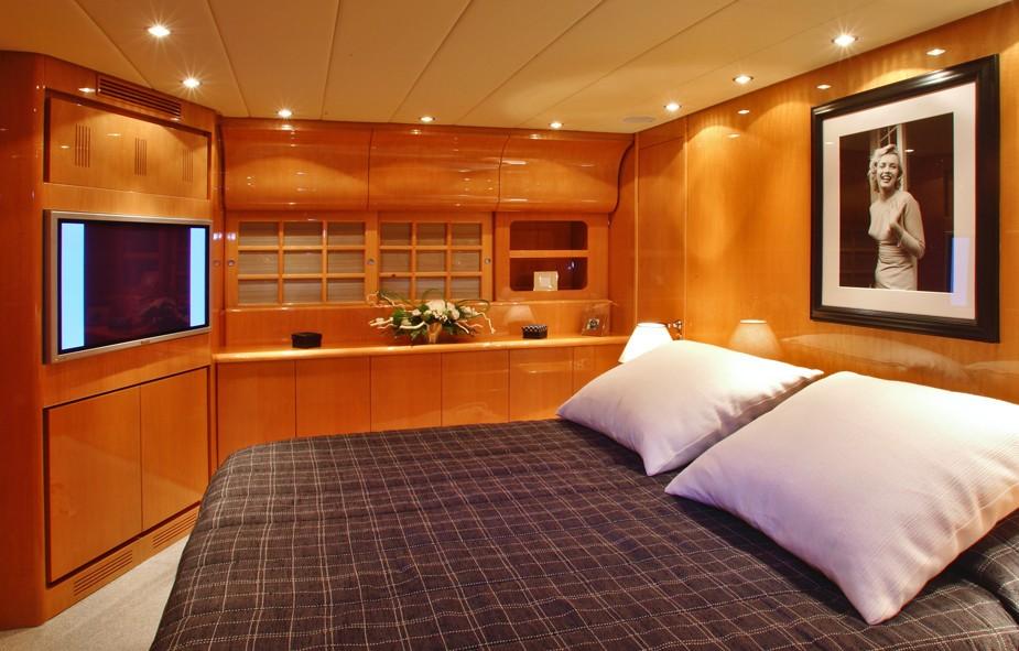 The 27m Yacht SARAH A