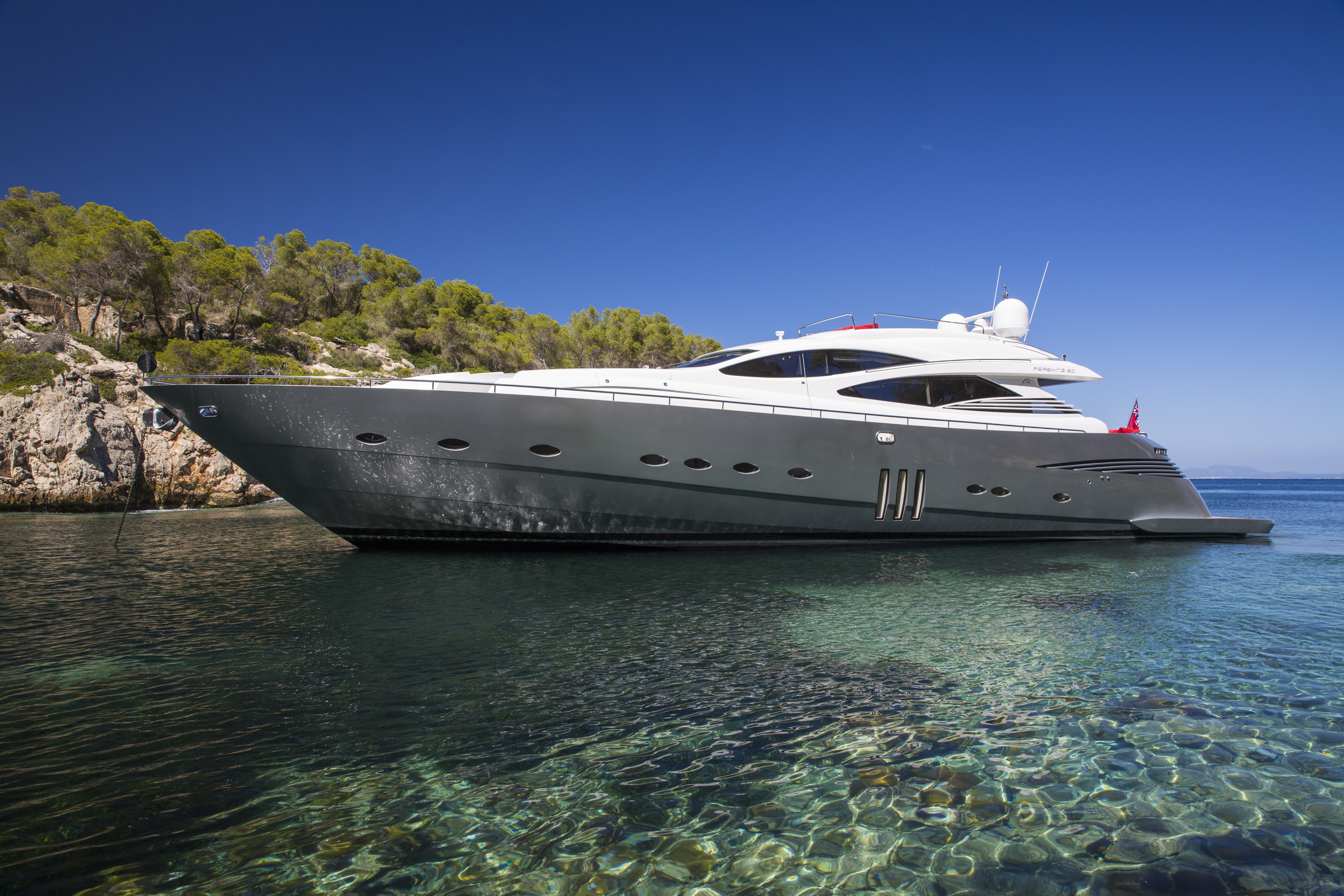 The 27m Yacht TIGER LILY OF LONDON