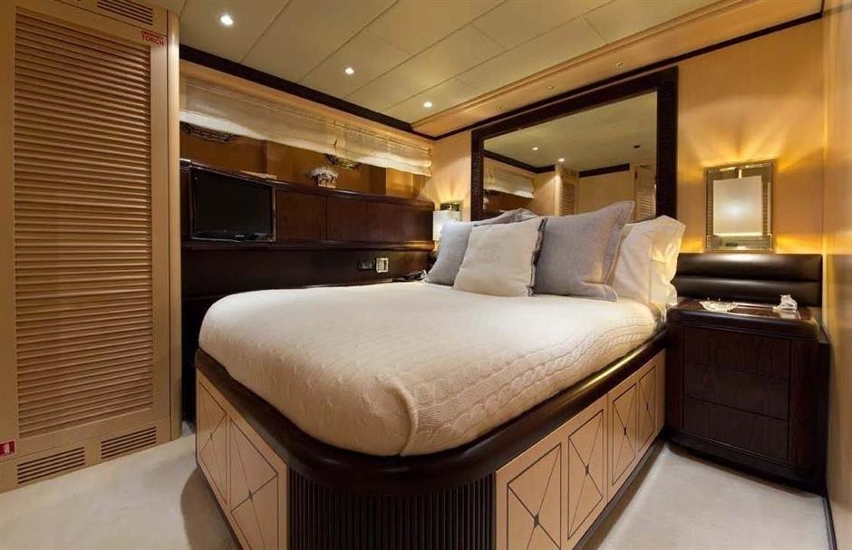 The 28m Yacht BEAR MARKET