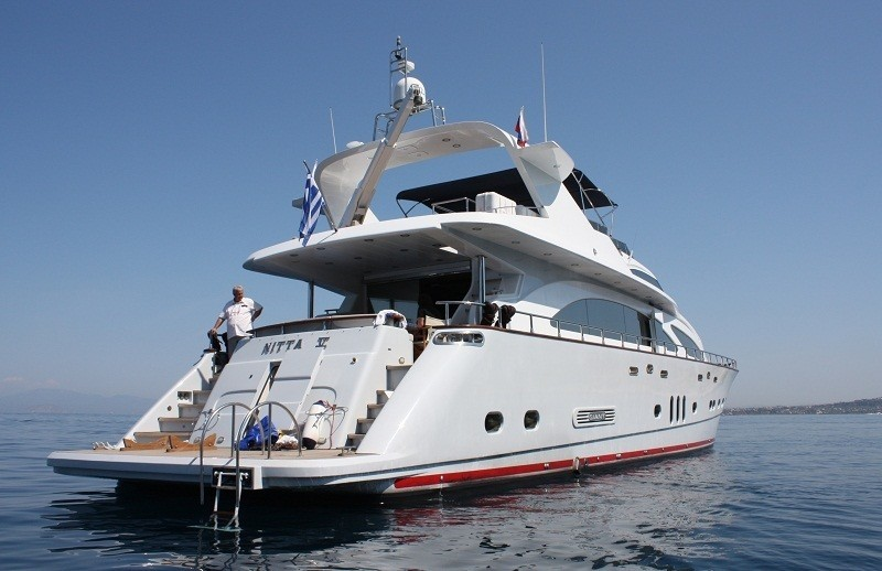 The 28m Yacht NITTA V