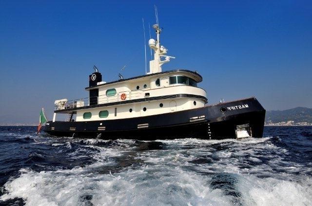 The 29m Yacht MASTIFF