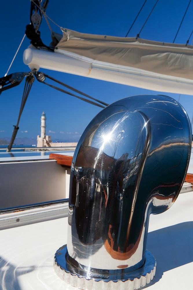 The 30m Yacht AEGEAN SCHATZ