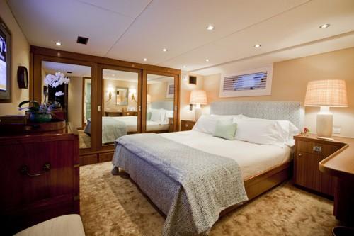 The 30m Yacht GEORGIANA