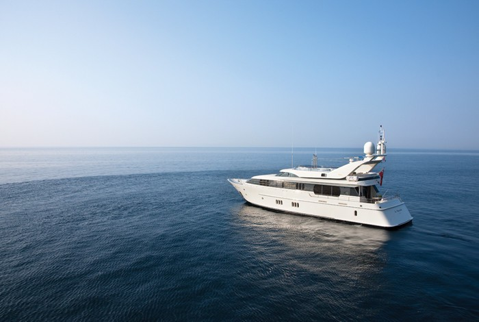 The 30m Yacht LA MASCARADE