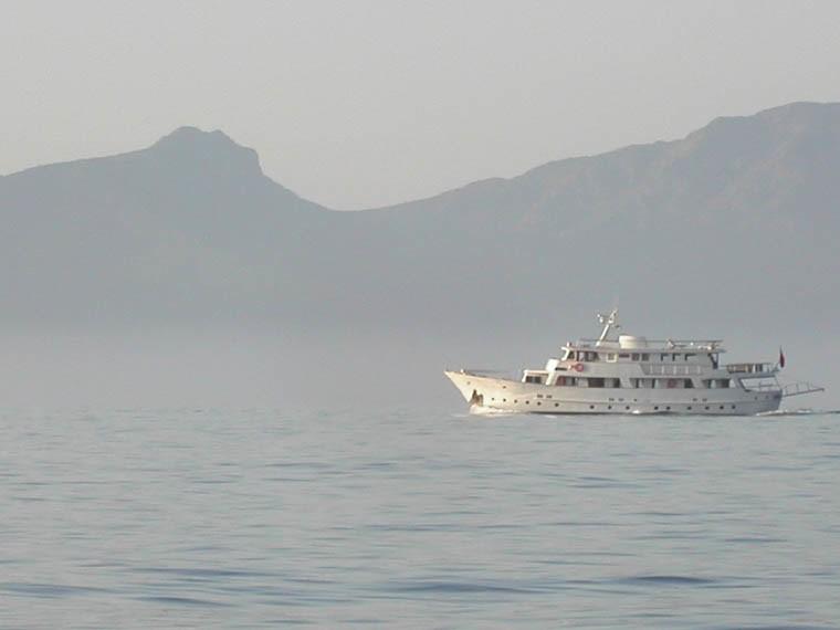 The 30m Yacht LE KIR ROYAL