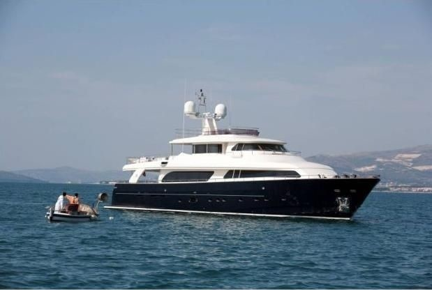 The 30m Yacht MARIA II OF LONDON
