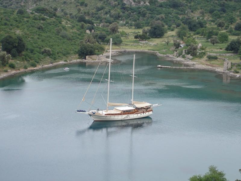 The 30m Yacht SCHATZ