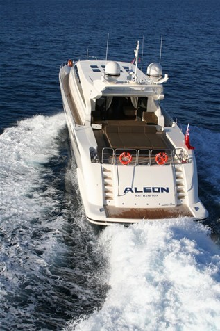 The 31m Yacht ALEON