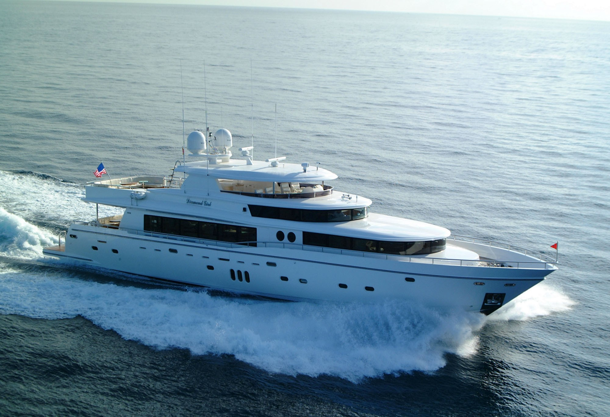 The 31m Yacht DIAMOND GIRL