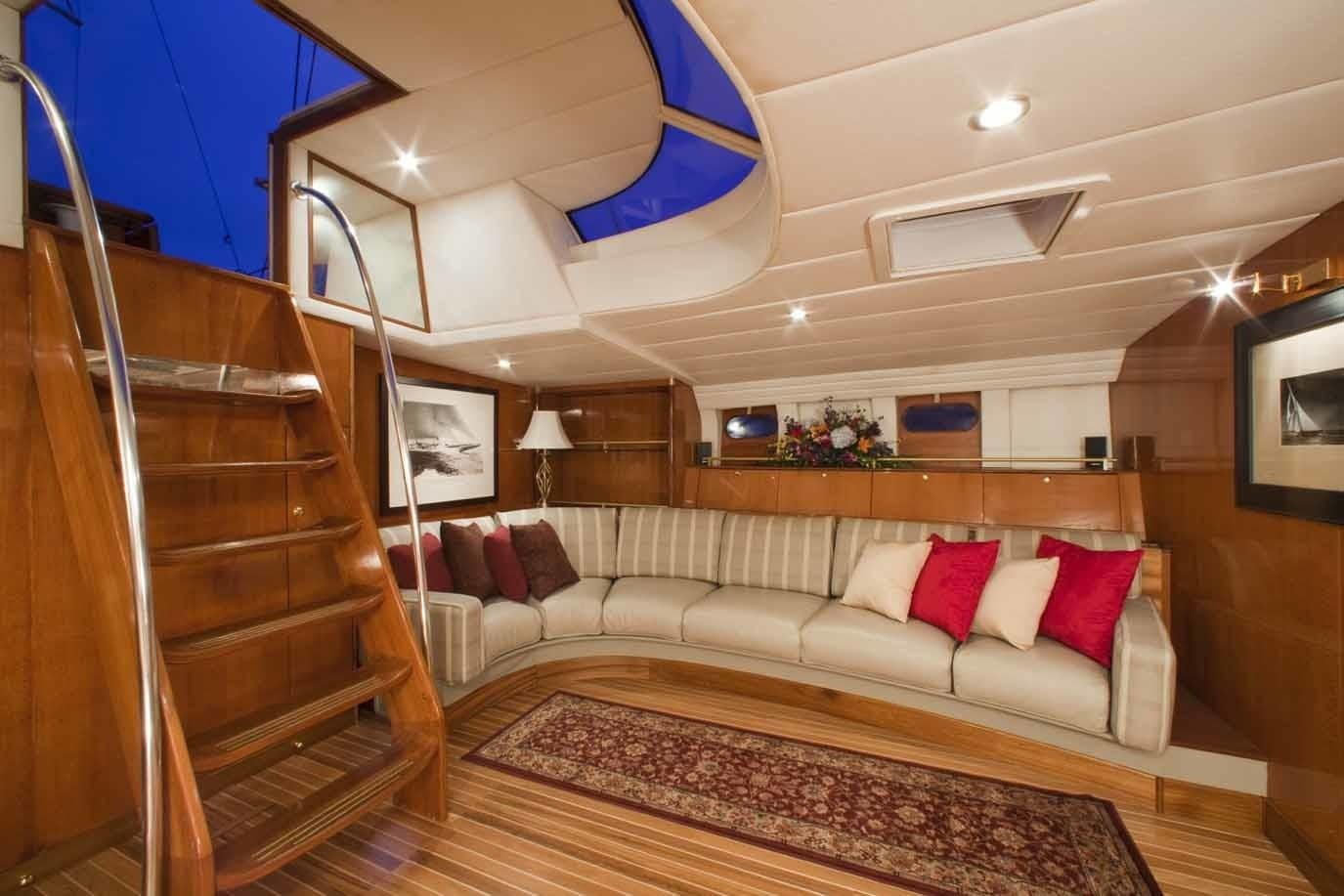 The 32m Yacht APACHE