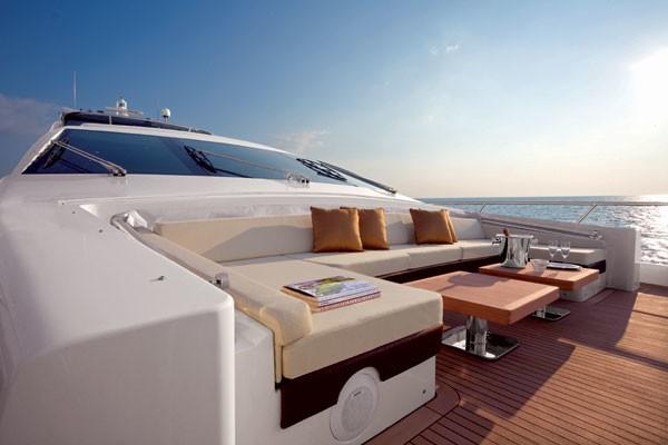 The 32m Yacht DUKE