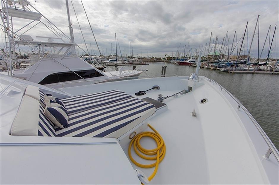 The 32m Yacht FREE BIRD