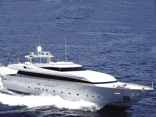 The 34m Yacht ROVAN