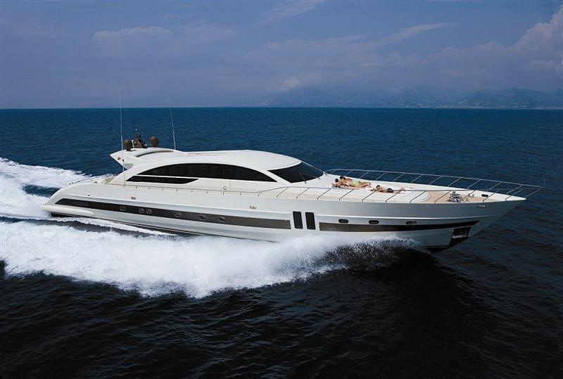 The 35m Yacht GINEVRA