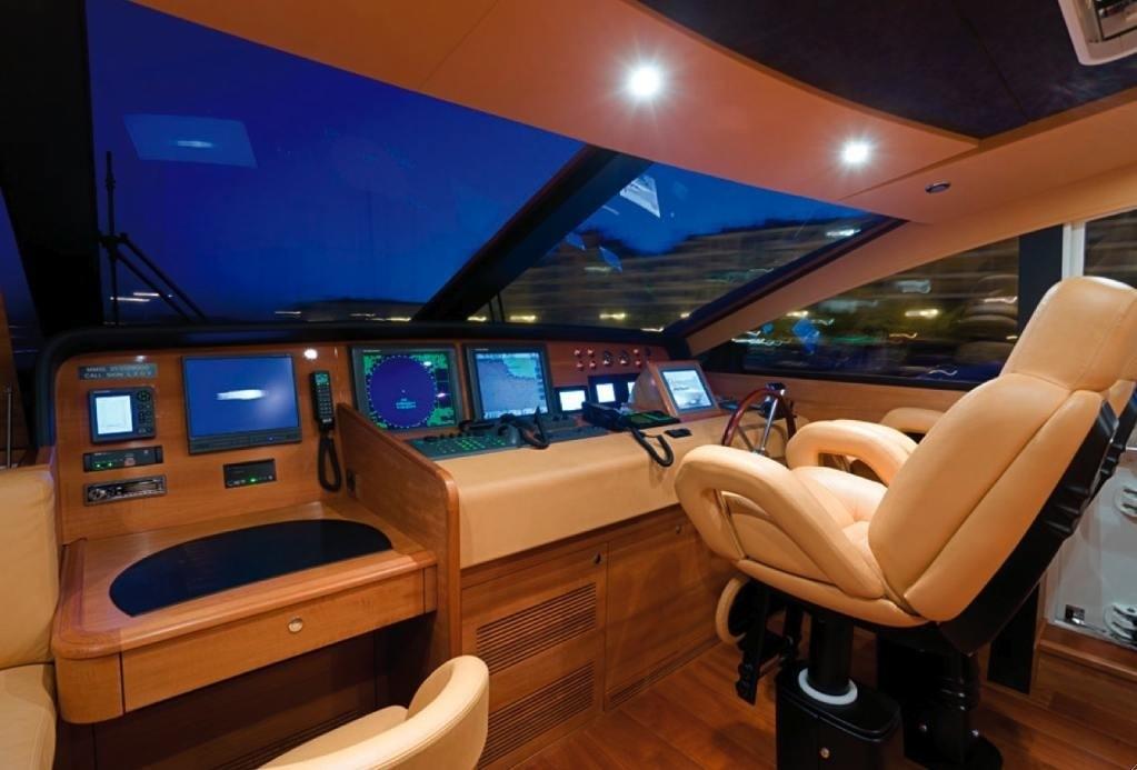 The 35m Yacht LADY EMMA