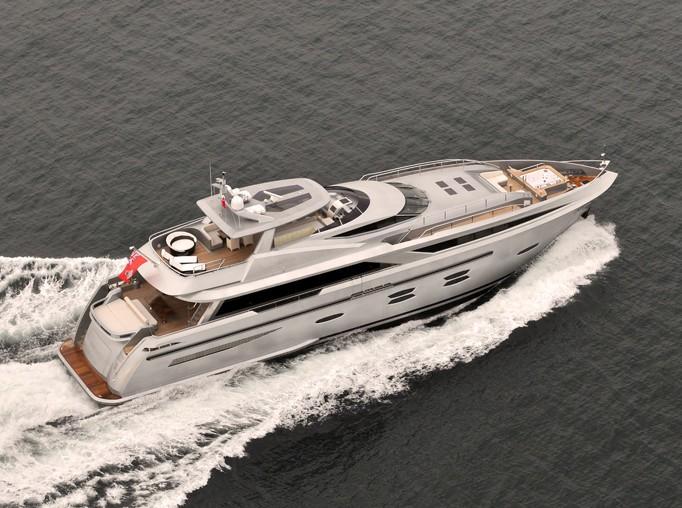 The 35m Yacht MEYA MEYA