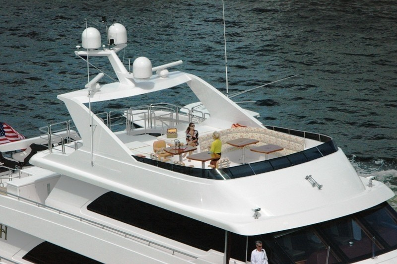 The 35m Yacht MISSY B II
