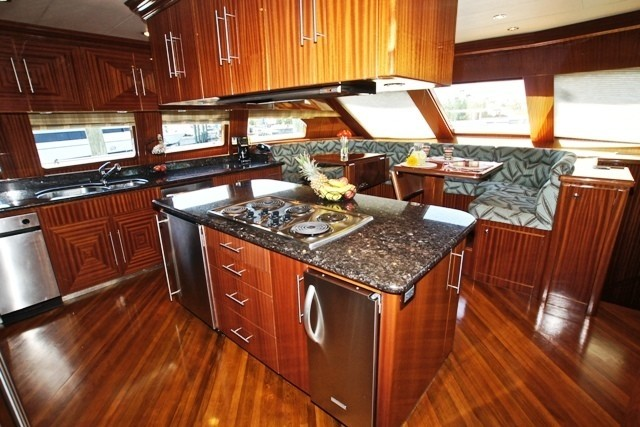 The 35m Yacht MISSY B II