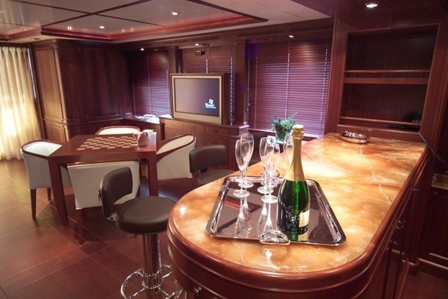 The 36m Yacht ANDIAMO