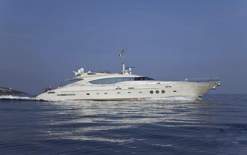 Profile Aspect Aboard Yacht ESCAPE II