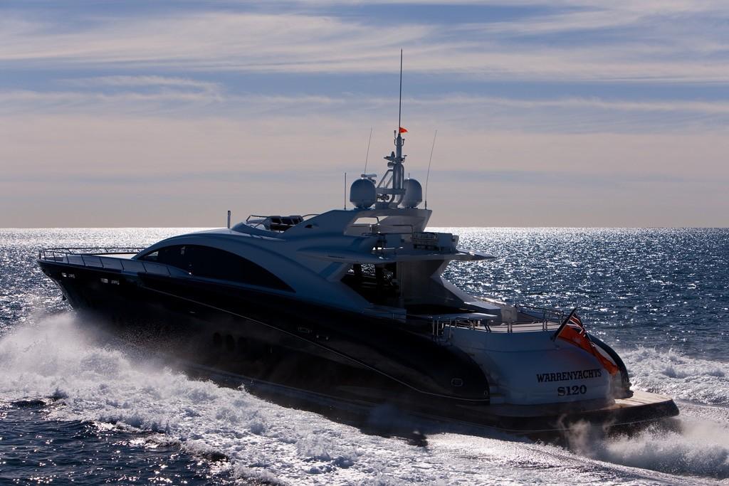 Cruising On Yacht QUANTUM