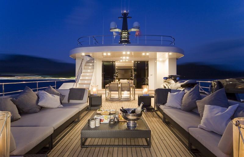 The 38m Yacht BONUM