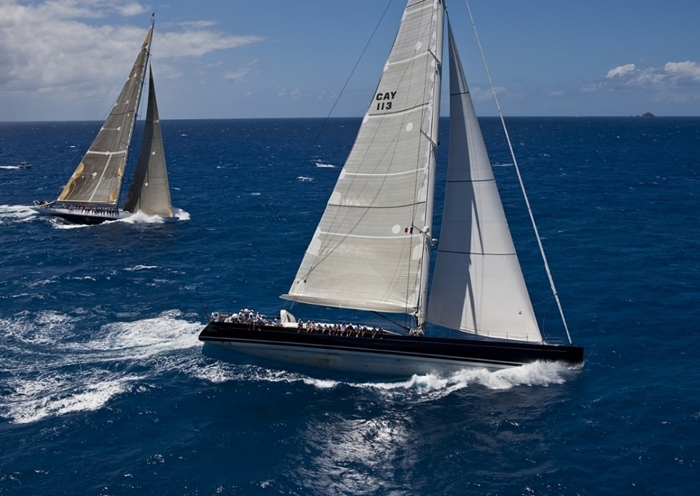 Overview: Yacht P2's Cruising Pictured