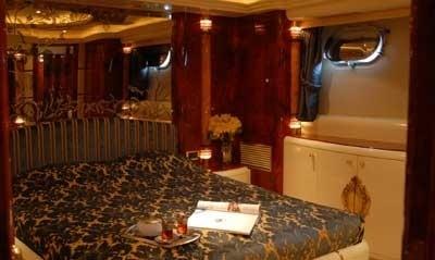 VIP Cabin On Board Yacht HULYA