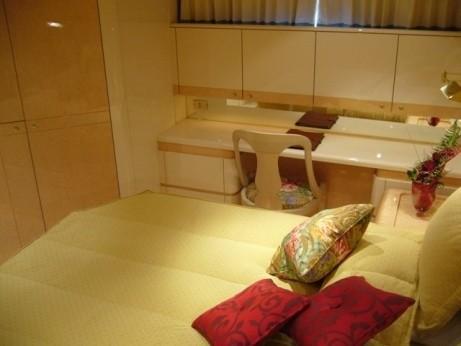 Double Sized Stateroom On Board Yacht LADYSHIP