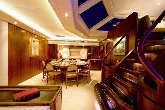 The 41m Yacht MIRABELLA III