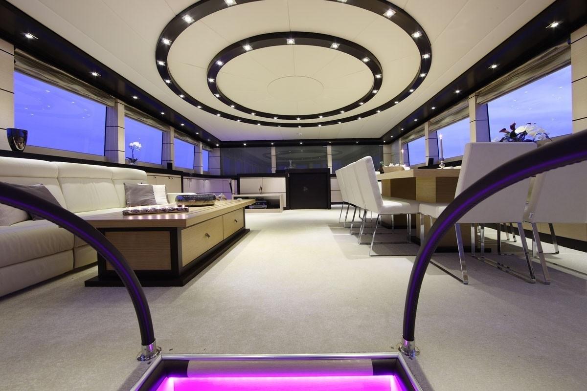 Profile: Yacht PERLA DEL MARE's Saloon Image