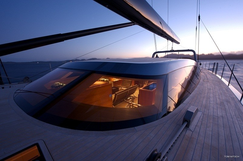 Deck By Evening