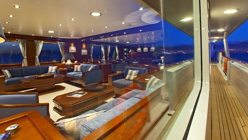 Inandout On Yacht AXANTHA II