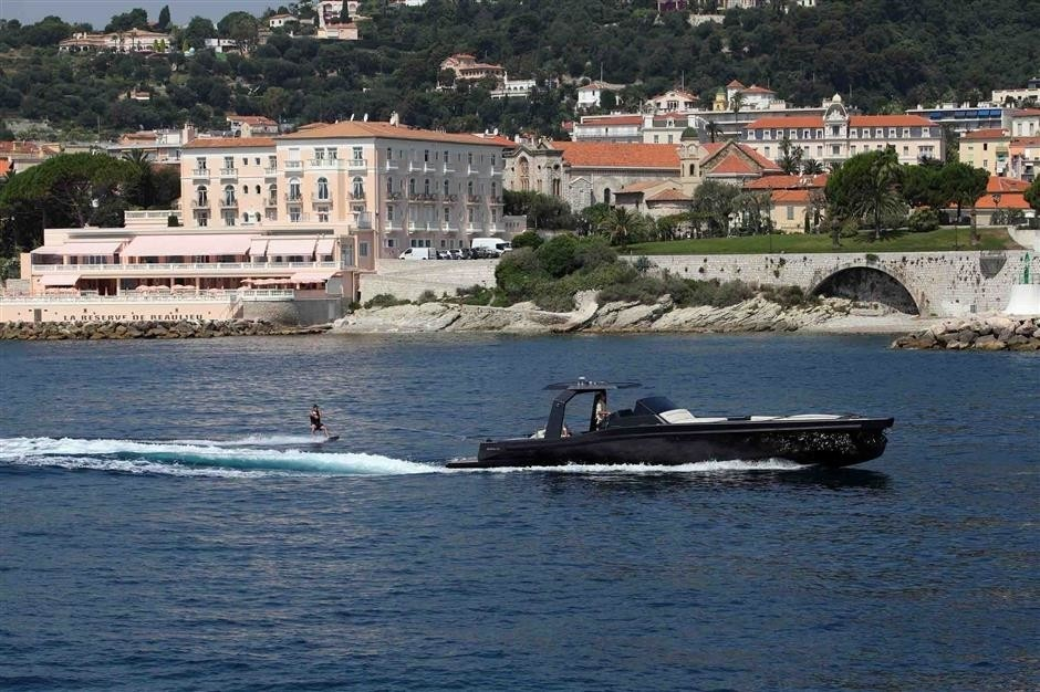 The 43m Yacht MOKA