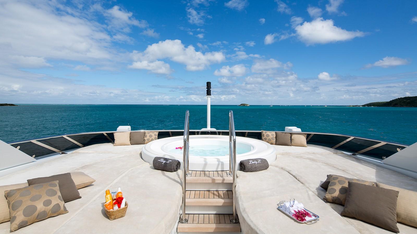 Life On Board Yacht LADY L