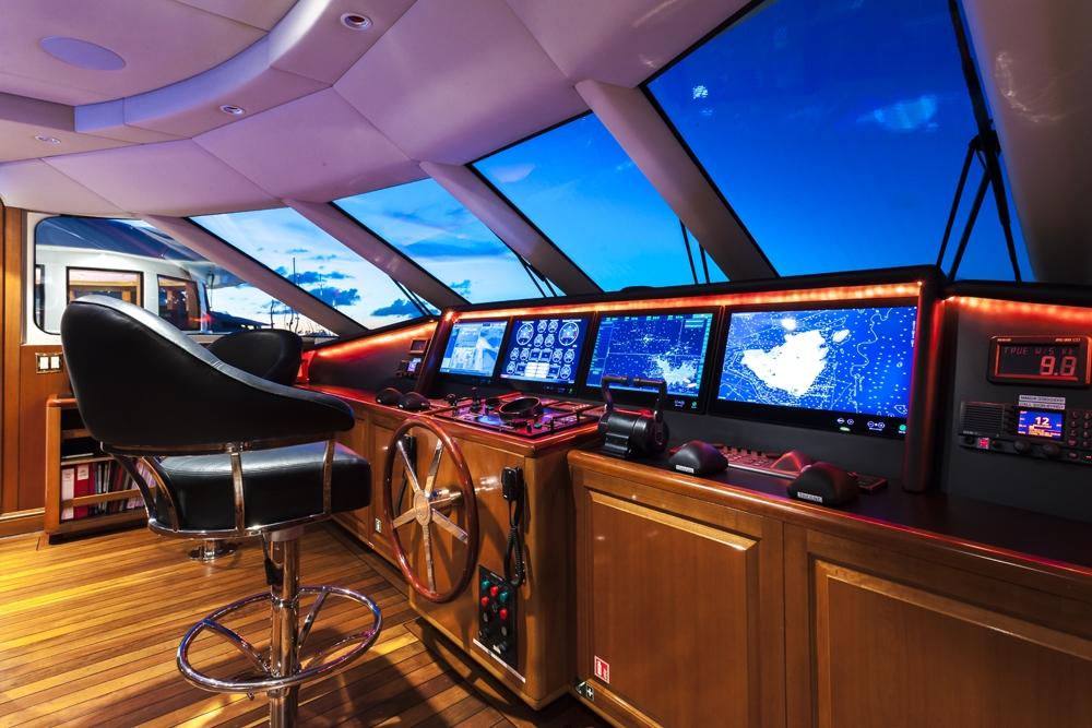 The 45m Yacht ATTITUDE