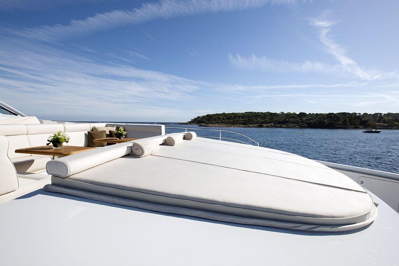 The 45m Yacht SAN BERNARDO