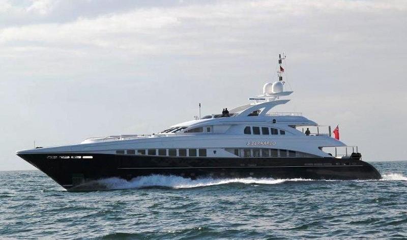 Premier Overview On Yacht SAN BERNARDO