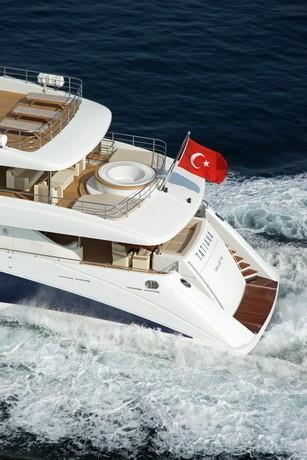 Cruising On Board Yacht TATIANA