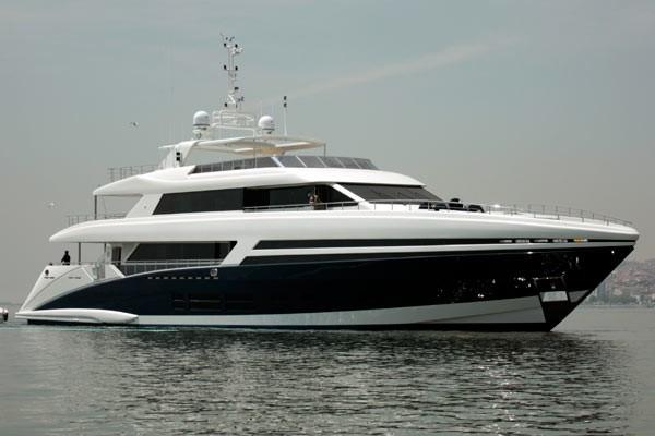 Overview On Yacht TATIANA